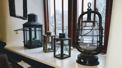 Miner's Paraffin Lamps