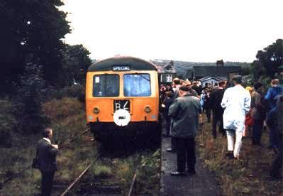 Last train, August 20th 1969