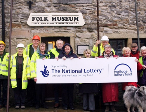 Grassington Folk Museum Wins Heritage Lottery Fund support
