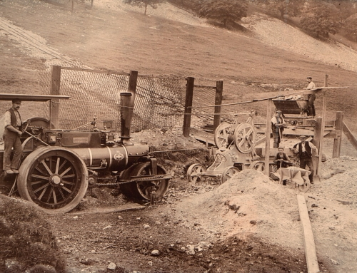 The road steam fleet of Skipton Rural District Council